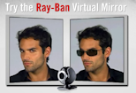 Ray Ban Virtual Mirror