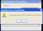 uTorrent to ITA